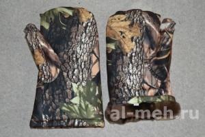 Меховые рукавицы из натуральной овчины оптом от производителя