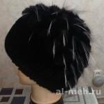 Водопад Кролик черный - Кролик цена 2200